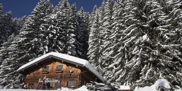 Maxhütte Winter
