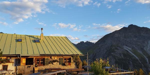 Alpe Kuhgehren Sommer
