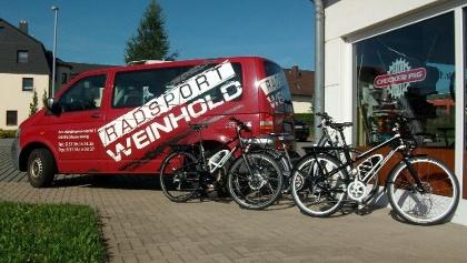 Radsport Weinhold