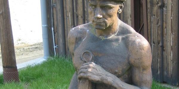Bergwerksweg Skulptur