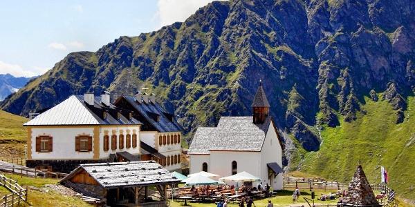 Schutzhaus Schneeberg (Rif. Monteneve)