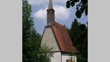 St. Kolomann war früher eine viel besuchte Wallfahrtskirche.