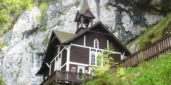 Wallfahrtskirche Schüsserlbrunn