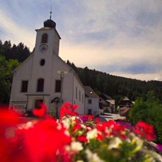Wallfahrtskirche Heilbrunn