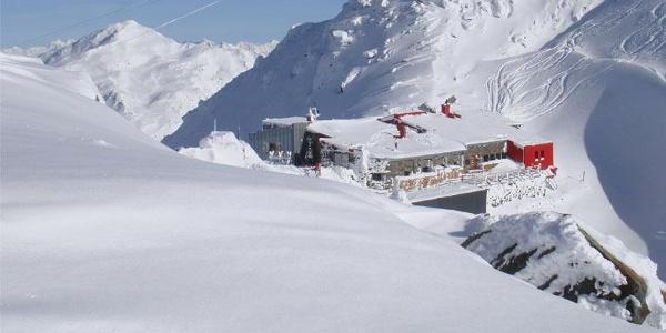 Glungezerhütte - Skitourenhütte2610