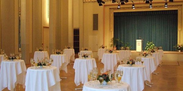 Königliches Kurhaus Bad Elster Großer Saal