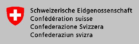 Logo Bundesbehörden der Schweizerischen Eidgenossenschaft