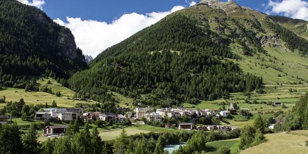 Chamanna Linard – Fuorcla da Glims – Val Sagliains