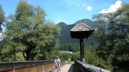 Lauferbauerbrücke in Weng