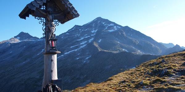 Hundskehljoch 2557 m