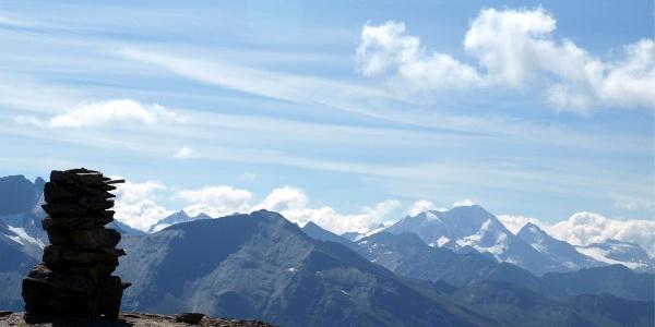 Hochgall 4336 m vom Hundskehljoch