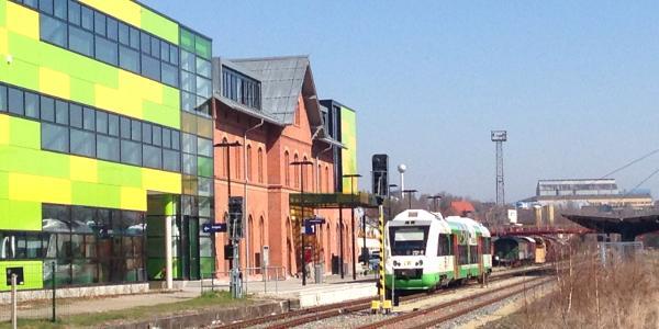 Hauptbahnhof Ilmenau