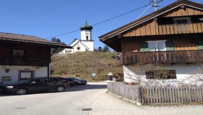 Startpunkt Kirche