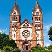 Kirche in Mettlach