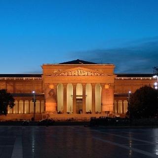 Museum der bildenden Künste - Budapest