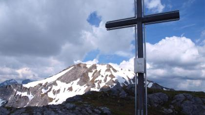 Gipfelkreuz Grabnerstein 1847 m