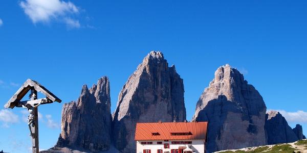 Dreizinnenhütte 2405 m