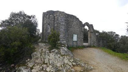 Ruine eines Santuarios
